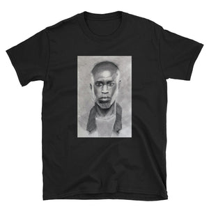 Short-Sleeve Unisex T-Shirt - Portrait (JF)