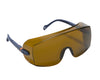 LEP-W-401 Laser Safety Glasses for Argon, Alexandrite, Diode, KTP, UV and CO2