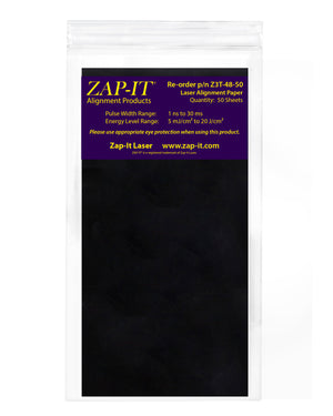 Z3T ZAP-IT® Paper 4 x 8 inches