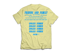 Friends and Family Tee