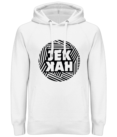 JEKKAH / AFRICA White - Pullover Hoody
