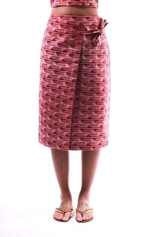 Nema - Wrap Skirt - Women's