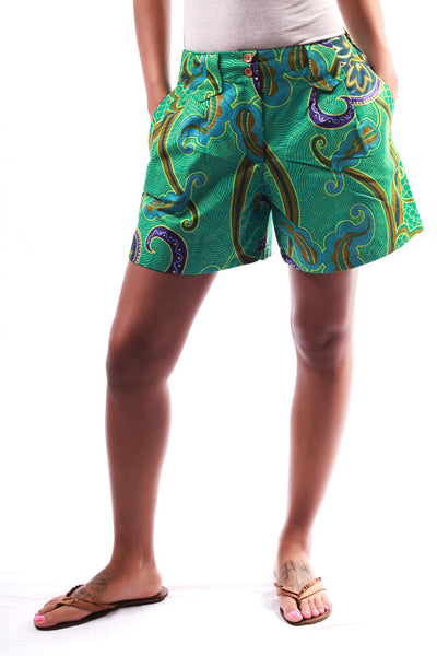 Dimbaya 2016 -  Wide Shorts - Women's