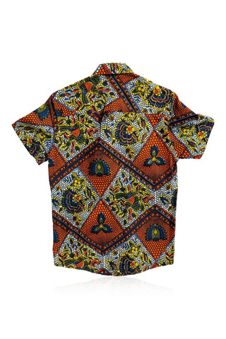 Berending - Short-Sleeved Shirt - Men's