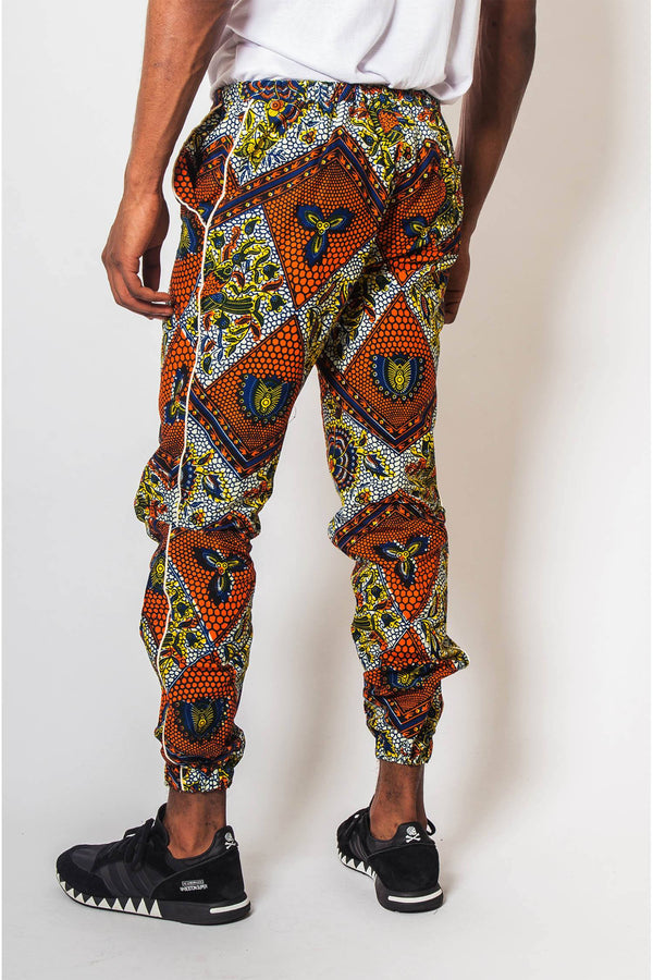 African Trousers Mens by JEKKAH