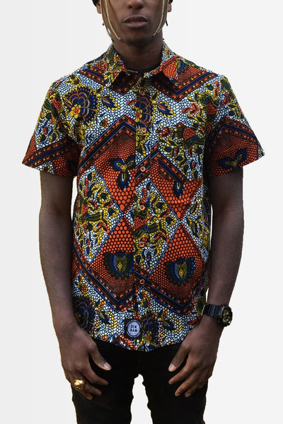 Berending 2016 - Short-Sleeved Shirt - Men's