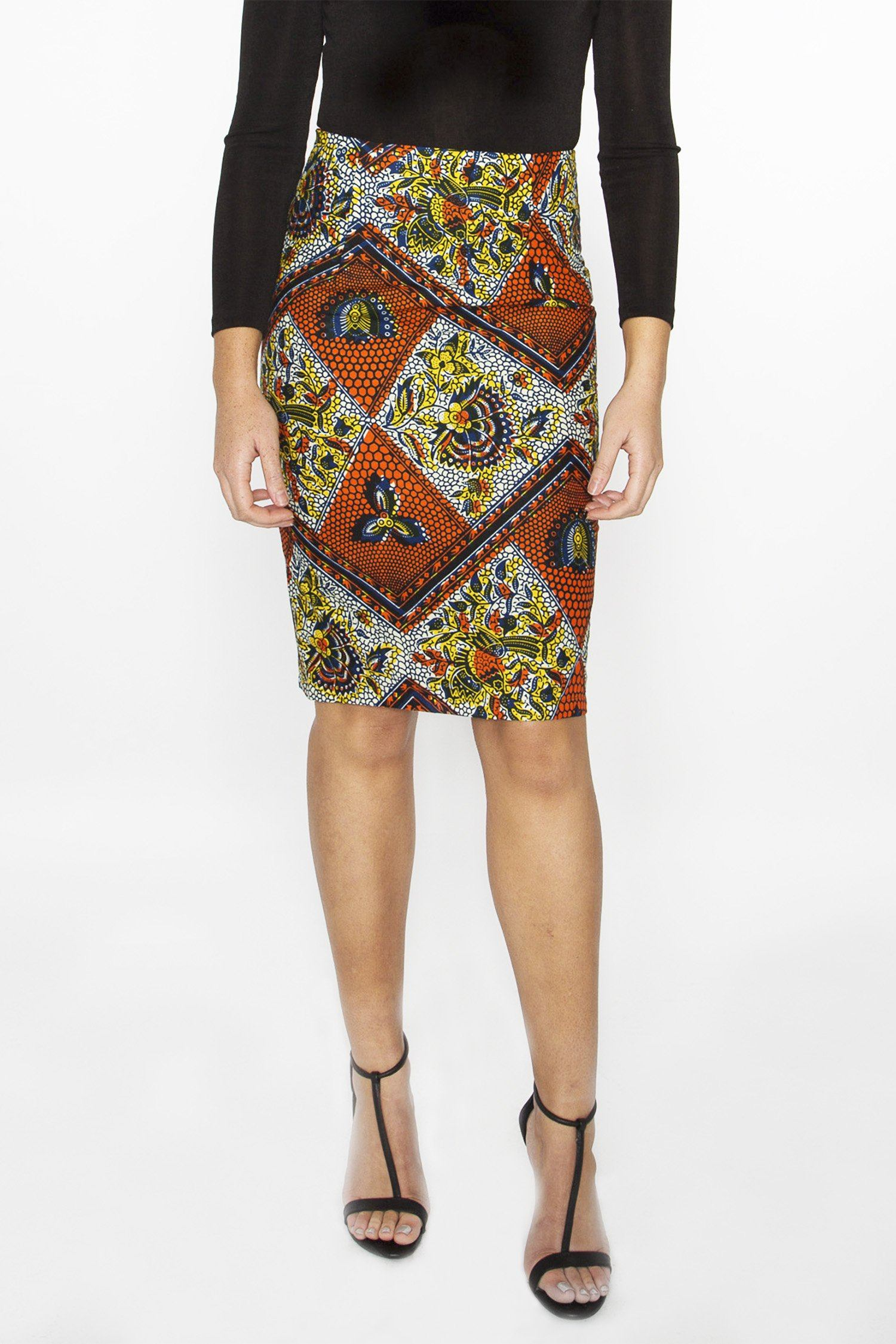 99224ffd2511 African Pencil skirt - Women s