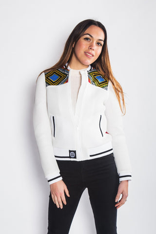 Besang - Bomber Jacket Netted - Women's