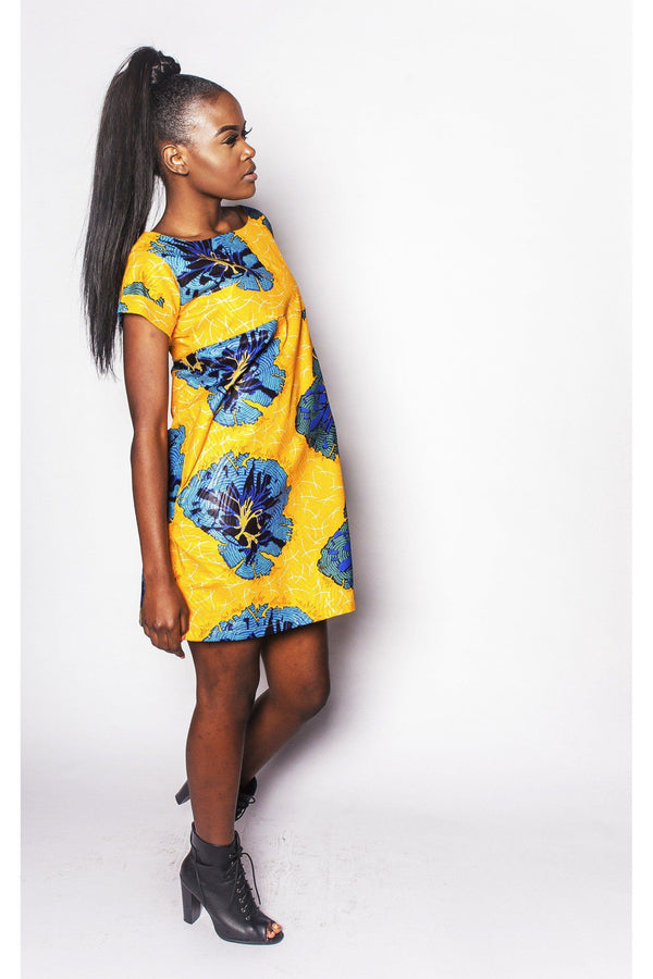 Dumbutu - 60's Dress - Women's