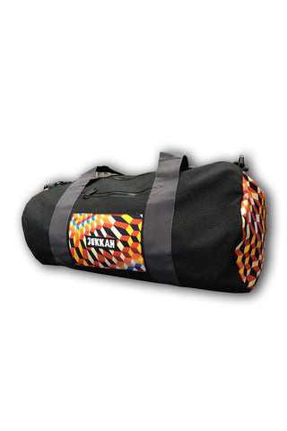 Farafeni - Sports Bag - Black - JEKKAH  - 2