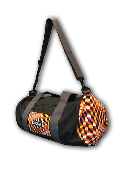 Farafeni - Sports Bag - Black
