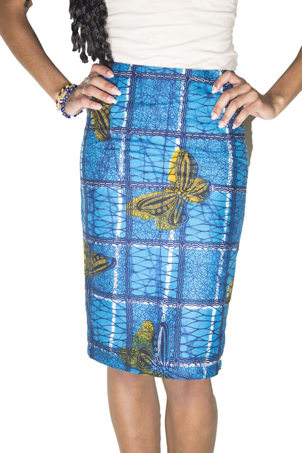 Jambur - Pencil skirt - Women's - JEKKAH  - 1