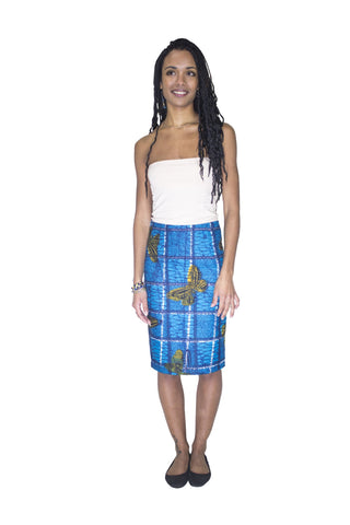 Jambur - Pencil skirt - Women's - JEKKAH  - 2