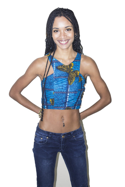 Jambur - Crop Top - Women's