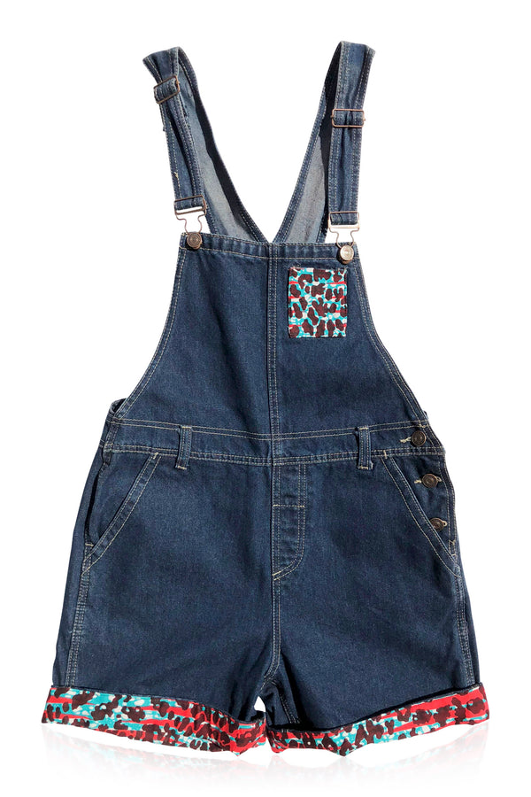 Kantora - Denim Dungarees - Women's