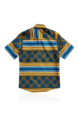 KUNKUJANG - Short-Sleeved Shirt - Men's