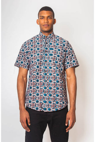 Kairaba - Short-Sleeved Shirt - Men's