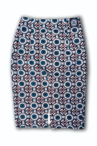 Kairaba - Pencil skirt - Women's - JEKKAH  - 2