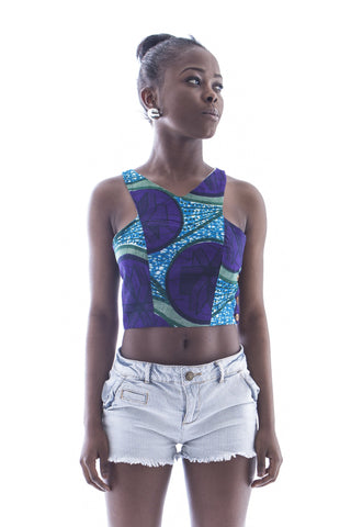 Kanfenda - Crop Top - Women's