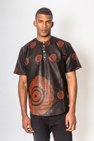 Kasseh - African T-Shirt - Men's