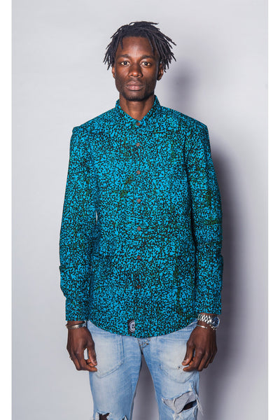 Mayamba - Long-Sleeved Shirt - Men's