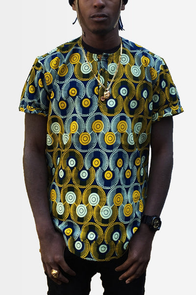 Njal 2016 - African T-Shirt - Men's