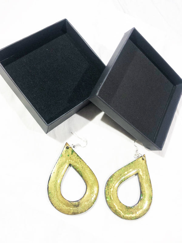 MANDINA - Drop Gold - Earring