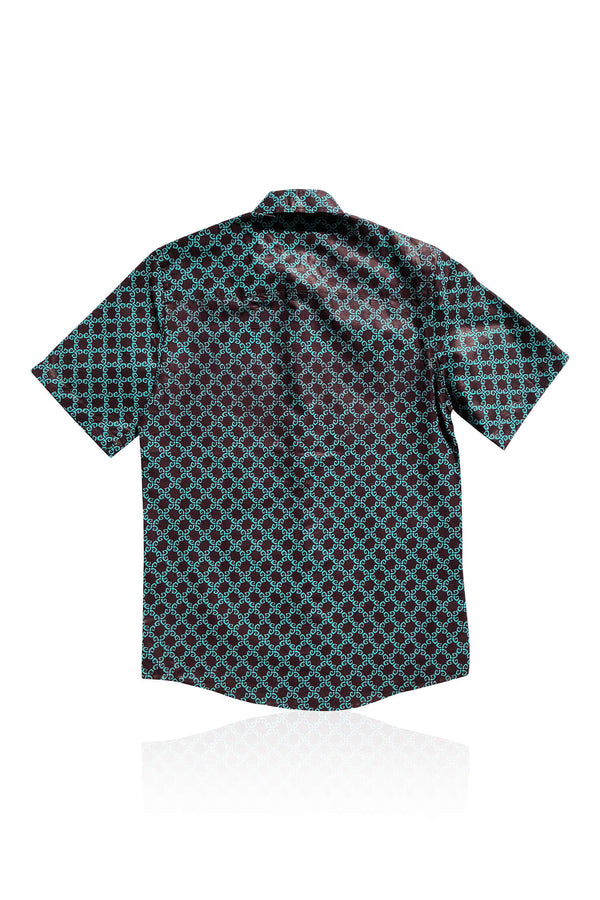 SABALI - Short-Sleeved Shirt - Men's