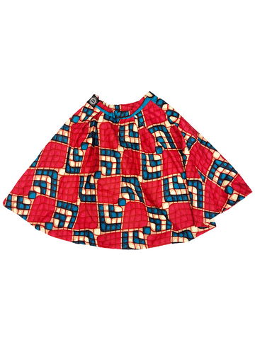 SOTOKOI - Pleated Skirt