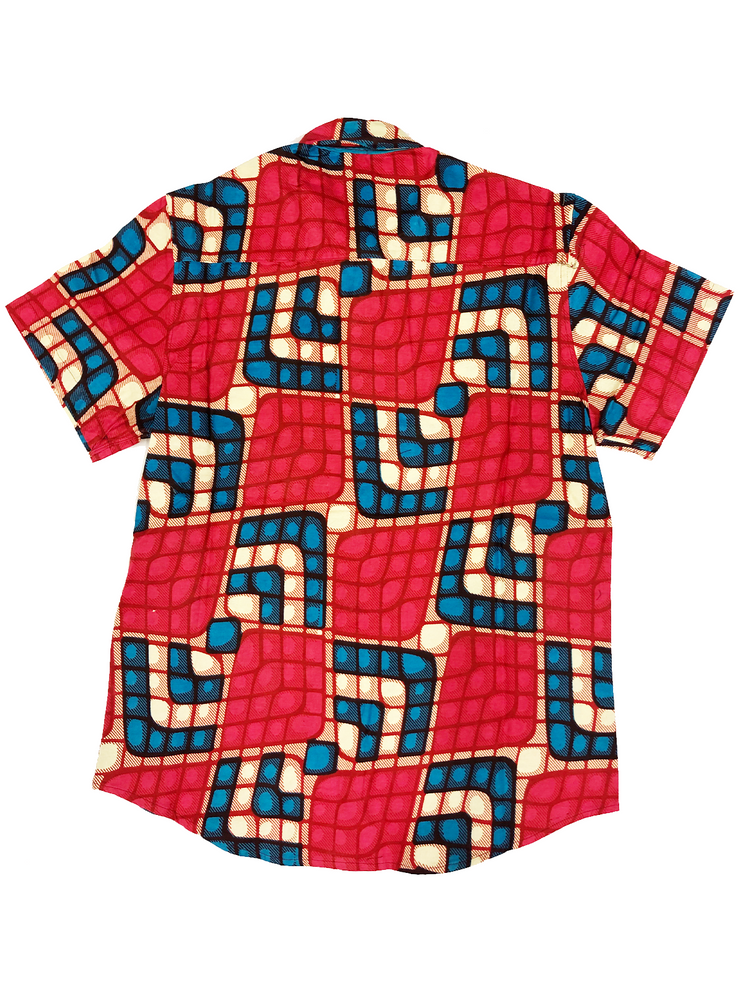 SOTOKOI - Short-Sleeved Shirt - Unisex