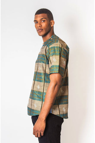 Saro - African T-Shirt - Men's