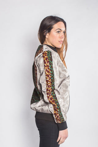 Tanbi - Bomber Jacket - Women's