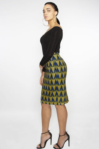 Baniakang - Pencil skirt - Women's