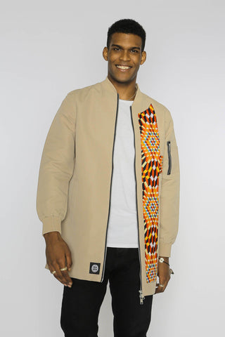 Farafeni - Longline Jacket - Men's