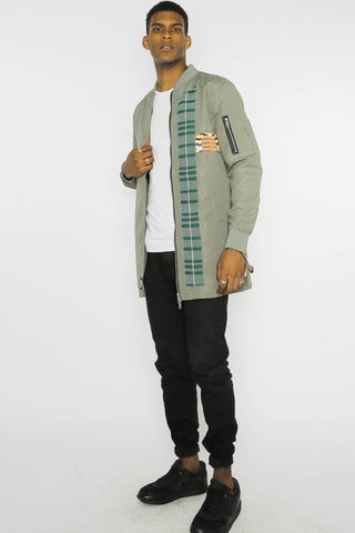 Toubakouta - Longline Jacket - Men's