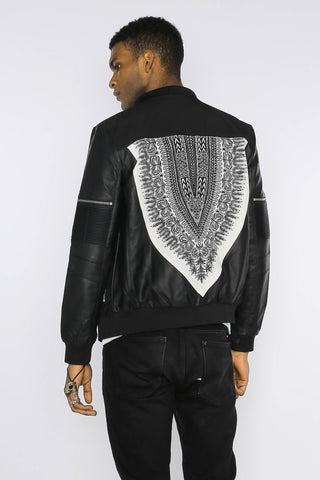 Touba Dashiki - Bomber Jacket - Men's