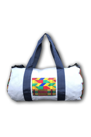 Kahlenge - Sports Bag - Grey - JEKKAH  - 2