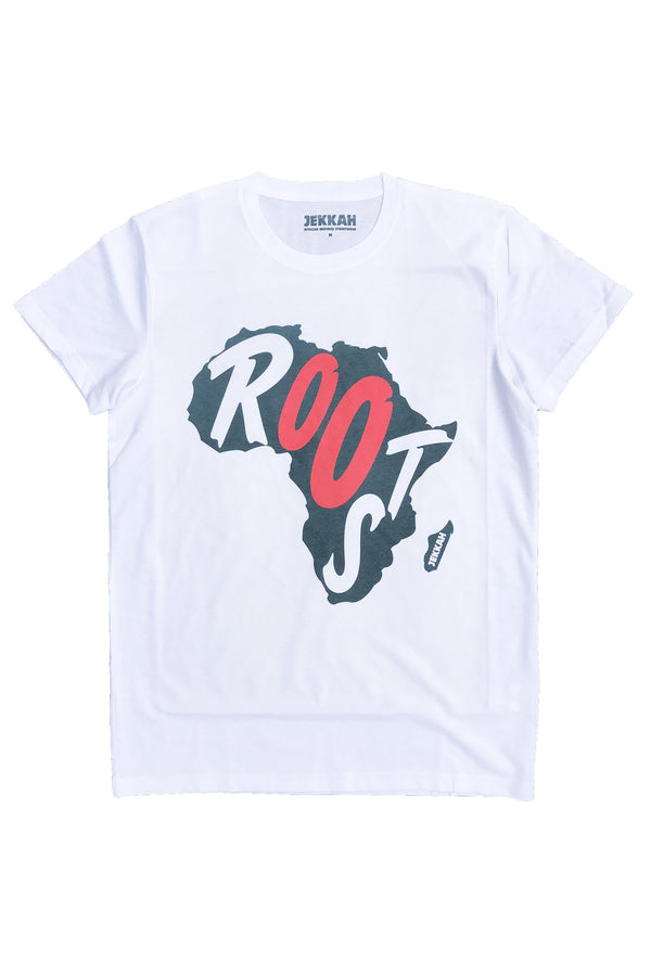 Roots Tee by JEKKAH