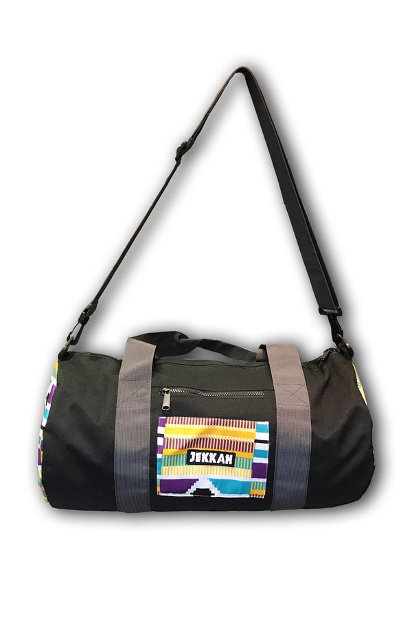 Senneh - Sports Bag - Black - JEKKAH  - 3