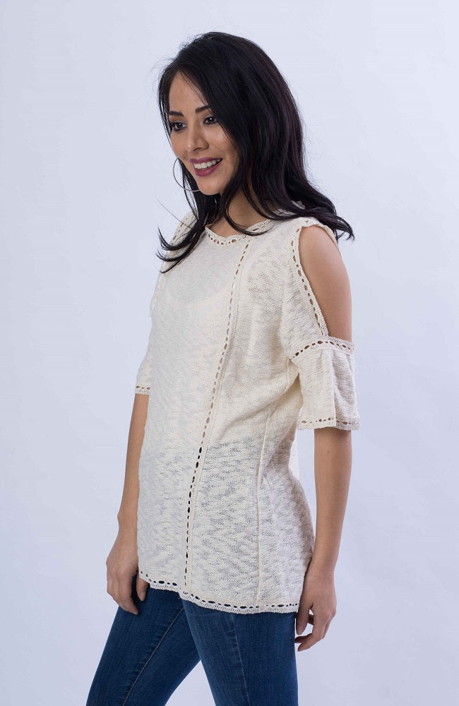 Monica Cotton Top