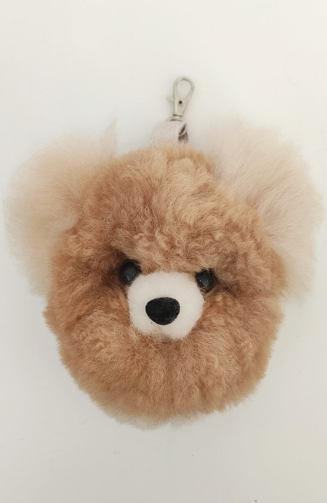 Bear Keychain | Backpack Hanger
