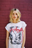 New York Dolls 'Dancing Backwards In High Heels' Tee