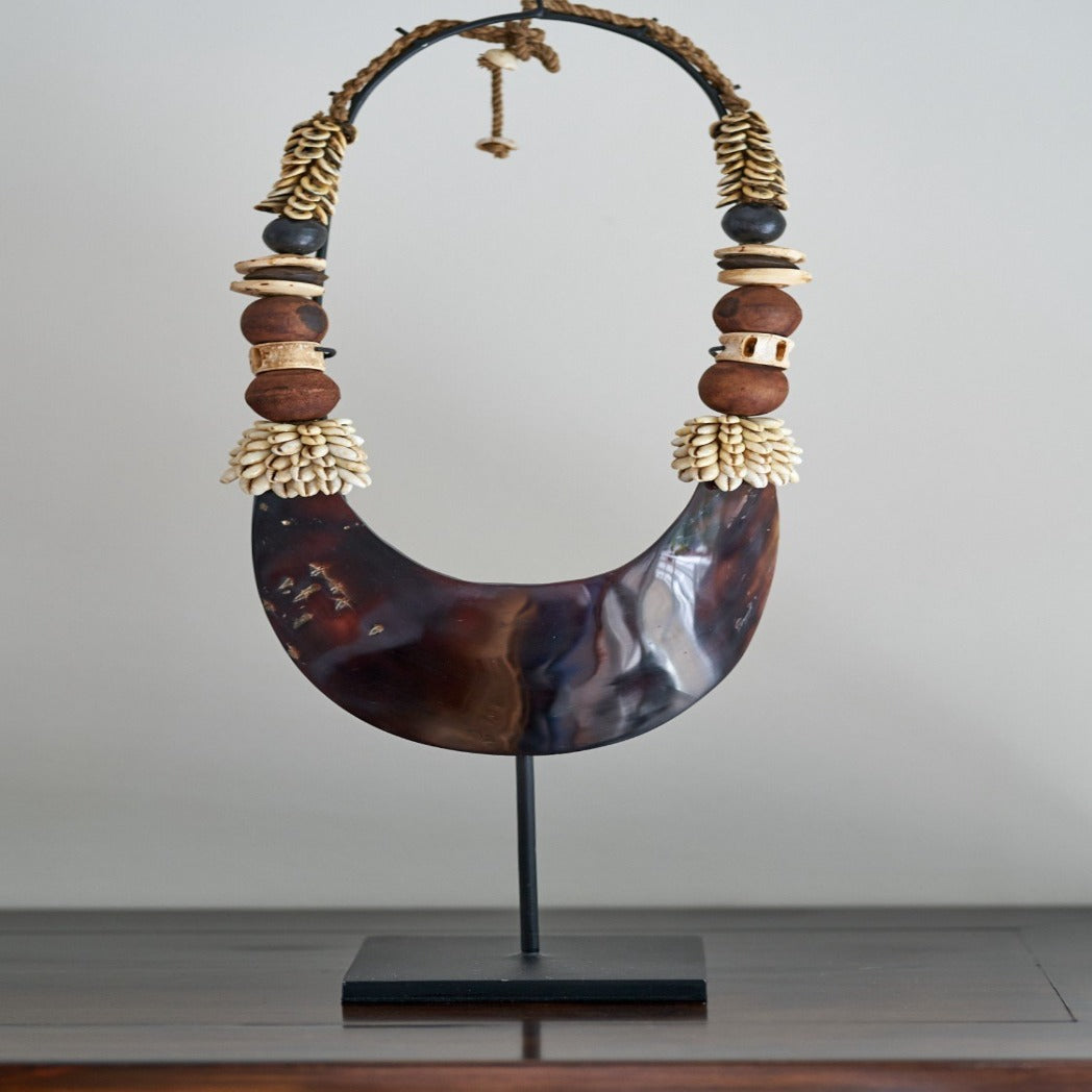 Papua Kima Shell Necklace