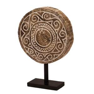 Engraved Disc of Sumba Small