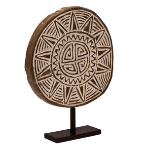 Engraved Disc of Sumba Large