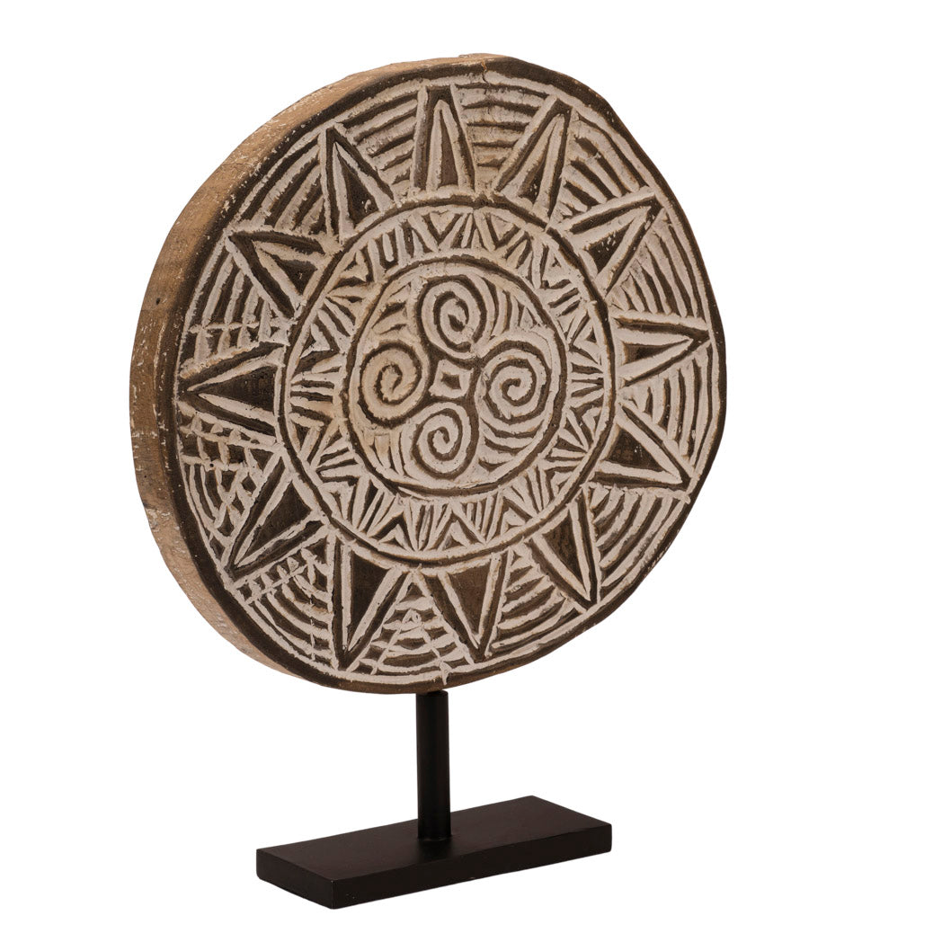 Engraved Wind Disc of Sumba Large