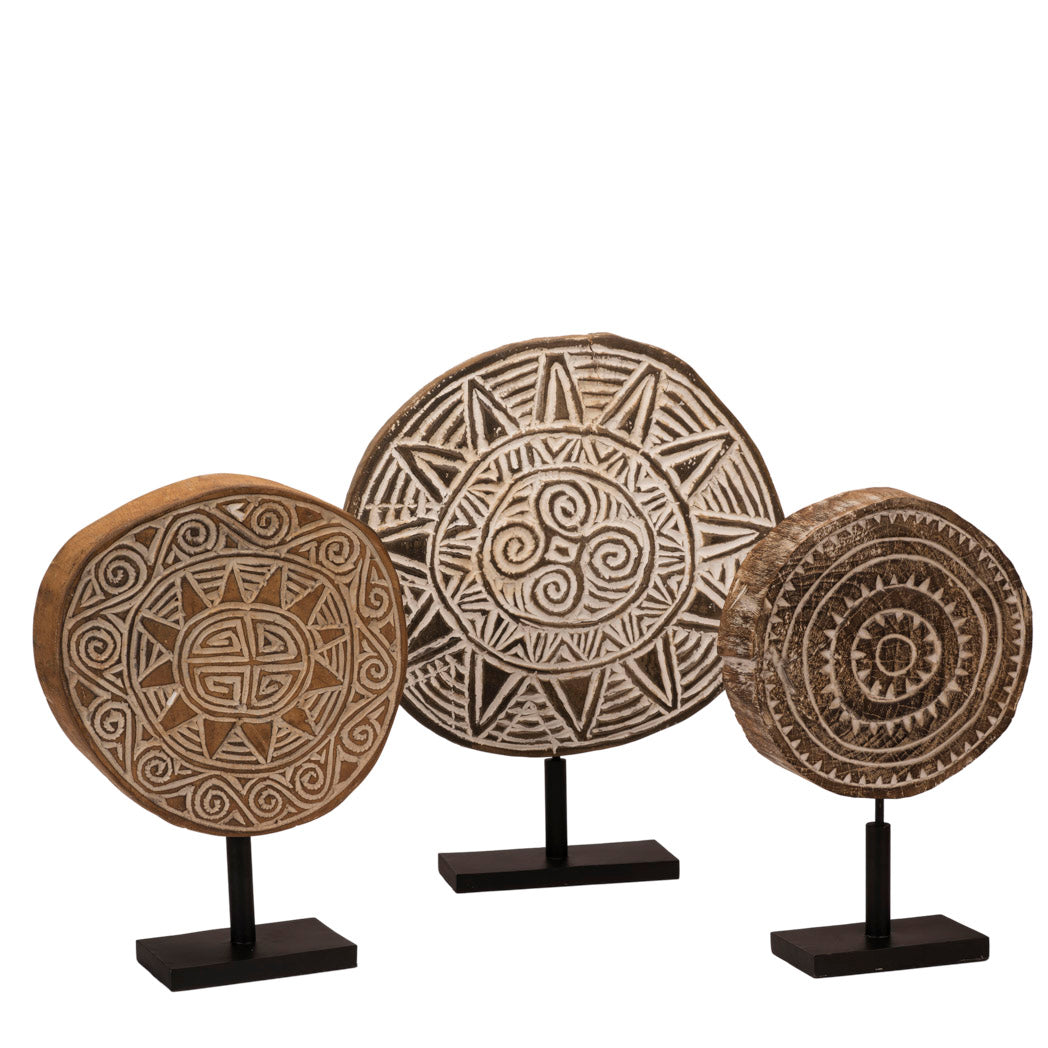 Engraved Disc of Sumba Medium