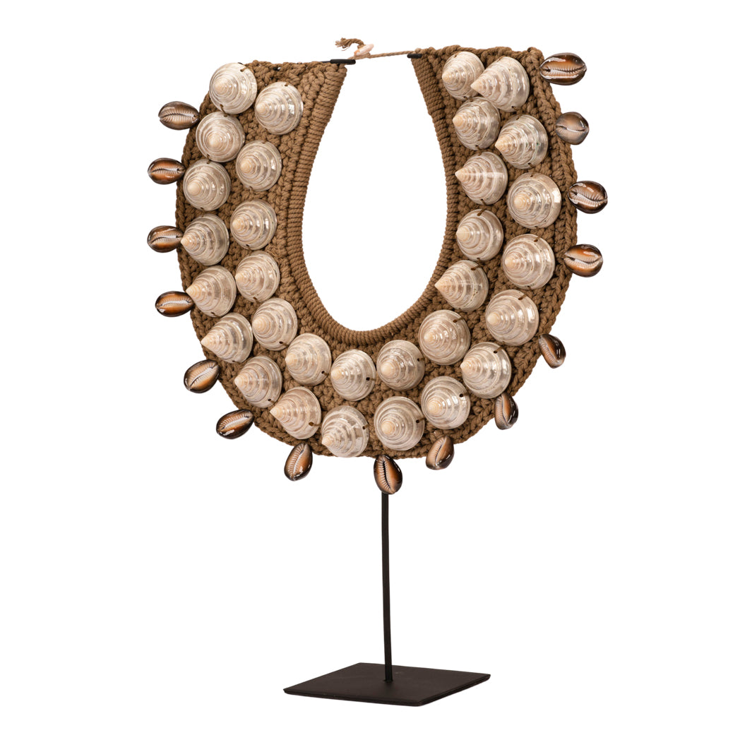 Collier de Coquillages Lola de Papouasie