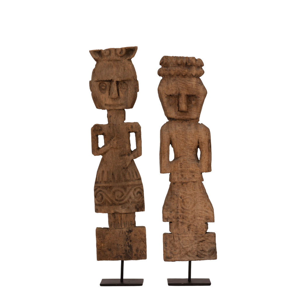 Bride and Groom Statue of Sumba
