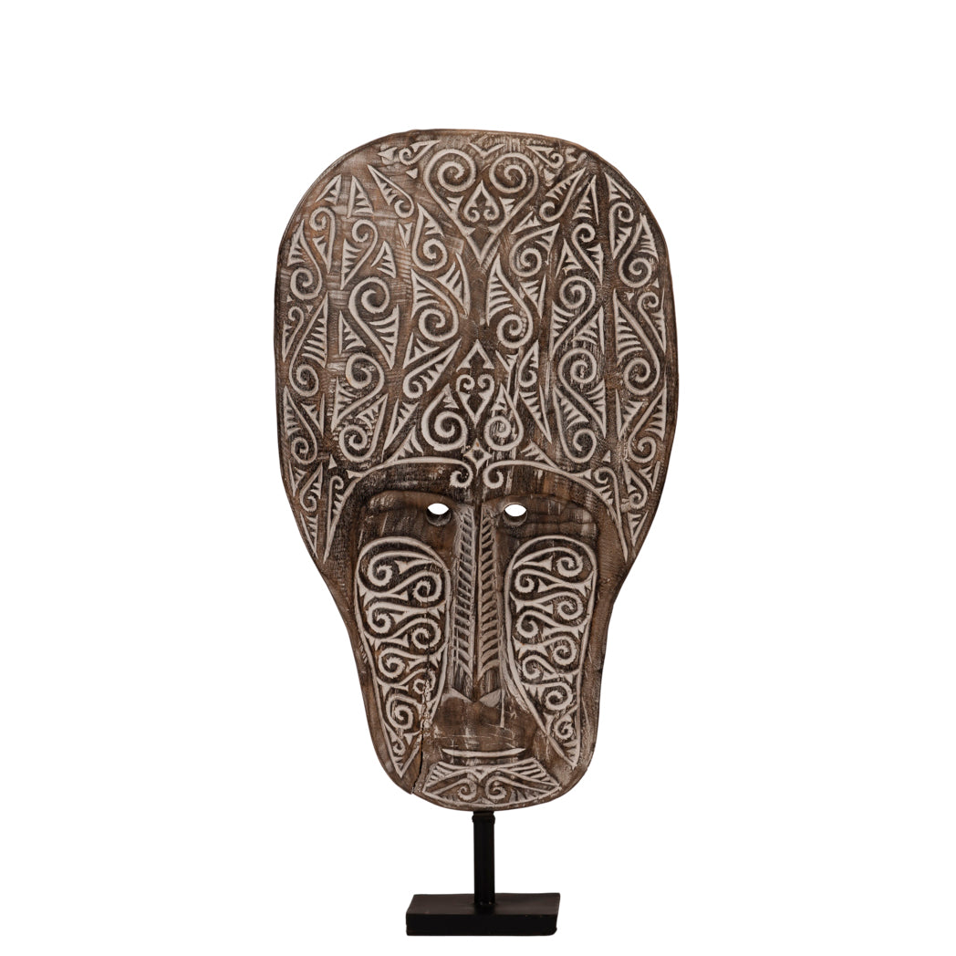 Timor Primitive Tribal Mask
